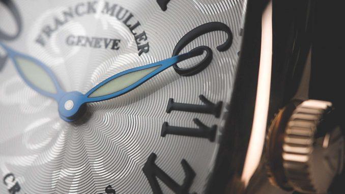 Franck Muller Crazy Hours Cintrée Curvex™