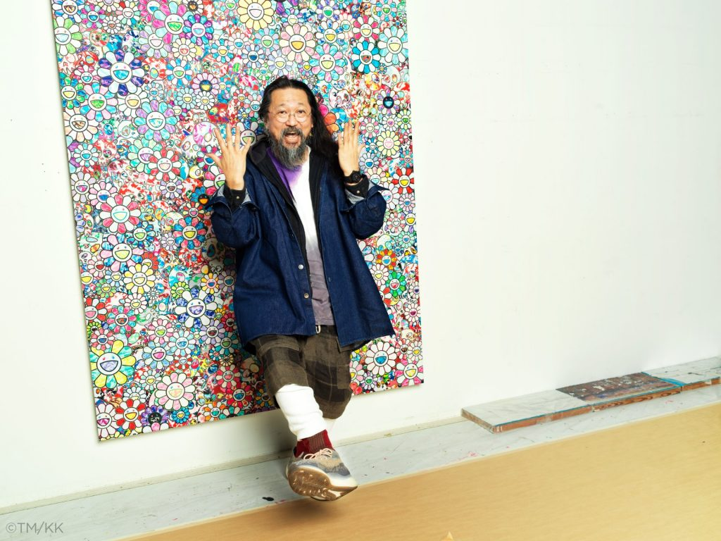 Hublot Classic Fusion Takashi Murakami All Black
