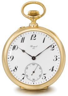 B986 Garde-Temps Tourbillon simple Simple Tourbillon timepiece