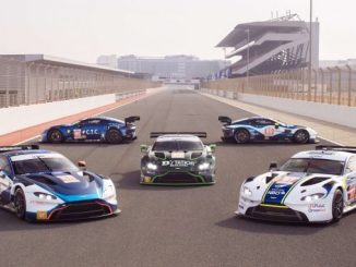 Aston Martin Racing in 2021