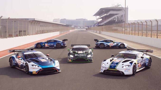 Aston Martin Racing in 2021