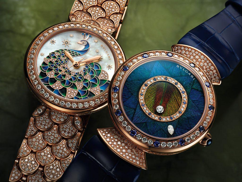 Bvlgari Diva's Dream Peacock
