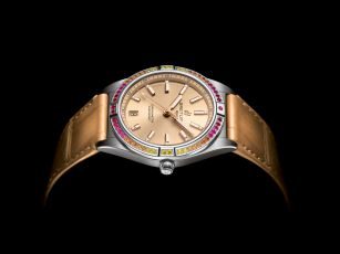 Chronomat Automatic 36 South Sea with a copper-colored dial Ref. A10380621A1P2