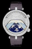Lady Arpels Ballerine Musicale Diamant watch