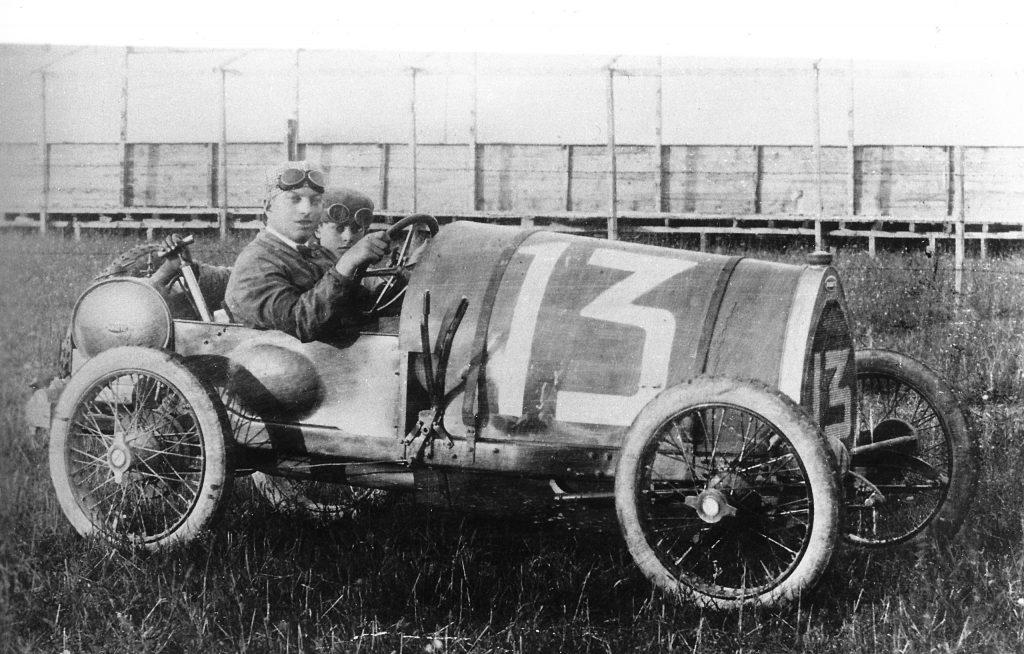 """Bugatti Type 13 """"Brescia"""""""