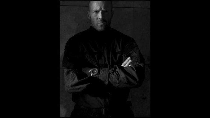 Jason Statham Panerai