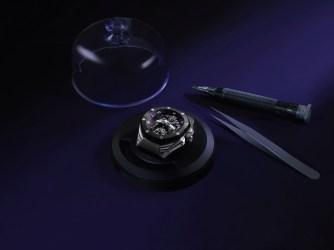 Audemars Piguet X Marvel - Royal Oak Concept Black Panther
