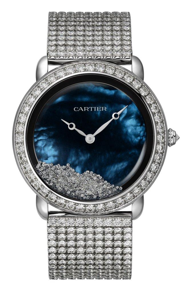 Révélation d'une Panthère Watch