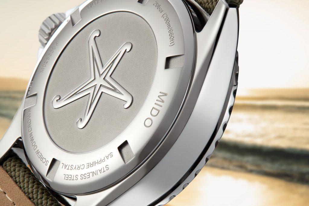 Mido Ocean Star Tribute Ref. M026.830.18.091.00