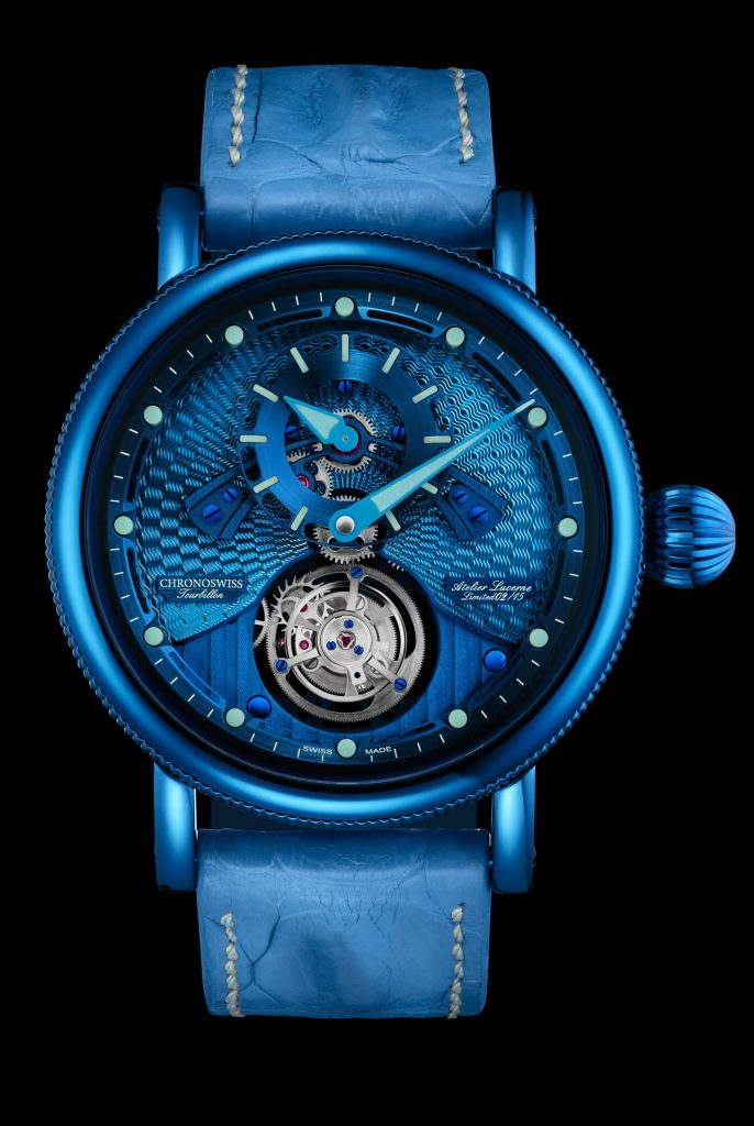 Chronoswiss Open Gear Tourbillon