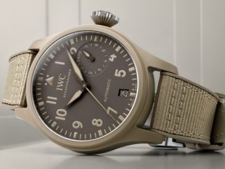 "IWC ""Mojave Desert"" Big Pilot's Watch"