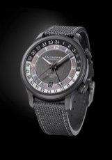 L.U.C GMT One Black