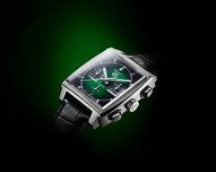 TAG Heuer Monaco Green Dial