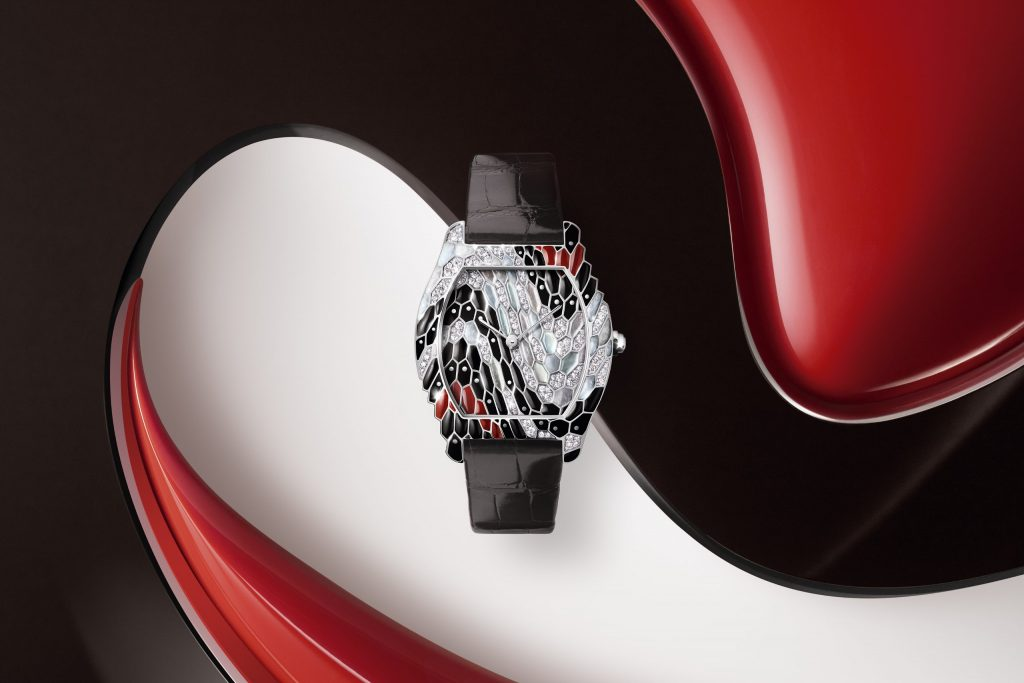 The Tortue watch
