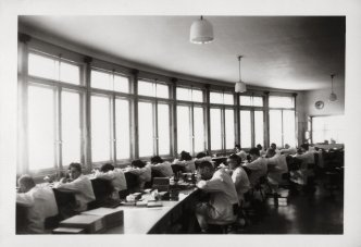 Piaget_1945 Manufacture CAF_Movement Assembly Workshop_@PiagetArchives