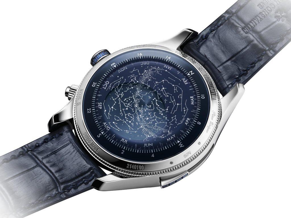 Les Cabinotiers Minute repeater tourbillon sky chart Leo constellation Jewellery