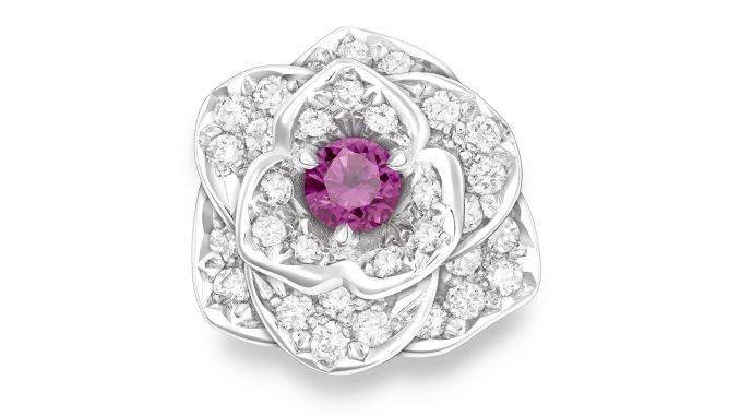 The Piaget Rose blooms for Mother's Day