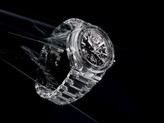 Hublot Big Bang Integral Tourbillon Full Sapphire