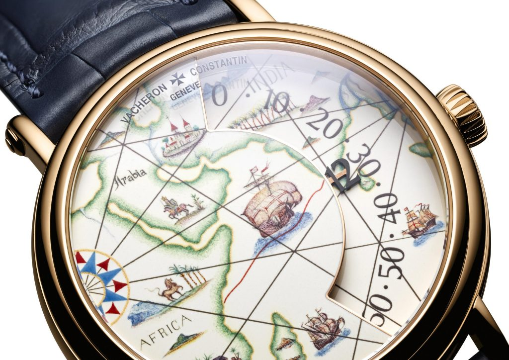 Métiers d'Art Tribute to great explorers – Vasco da Gama
