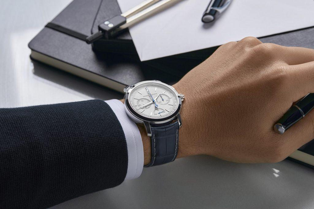 Traditionnellel Chronograph Split second