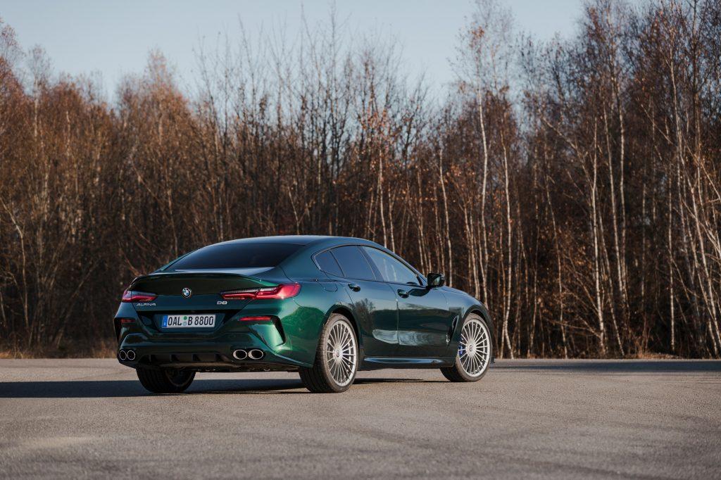 BMW ALPINA B8 Gran Coupé AWD