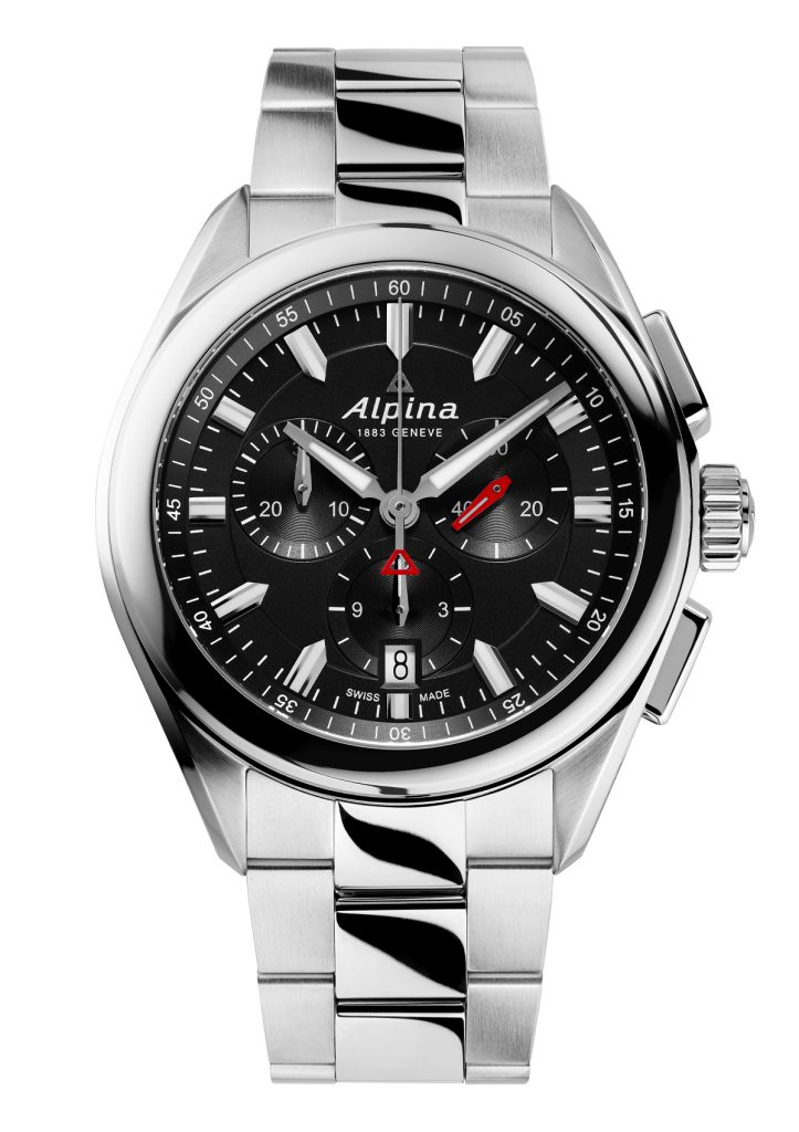 Alpiner Quartz Chronograph Reference AL-373BB4E6B