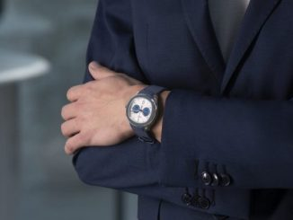 Piaget Polo Chronograph Blue