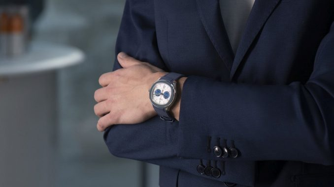 Piaget Polo Chronograph Blue