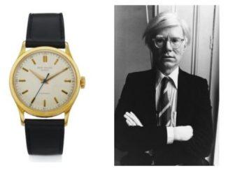 Andy Warhol's Patek Philippe Calatrava