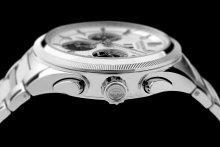 Tondagraph GT Steel Silver Black