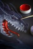 """Jaquet Droz Petite Heure Minute """"Dragon"""""""