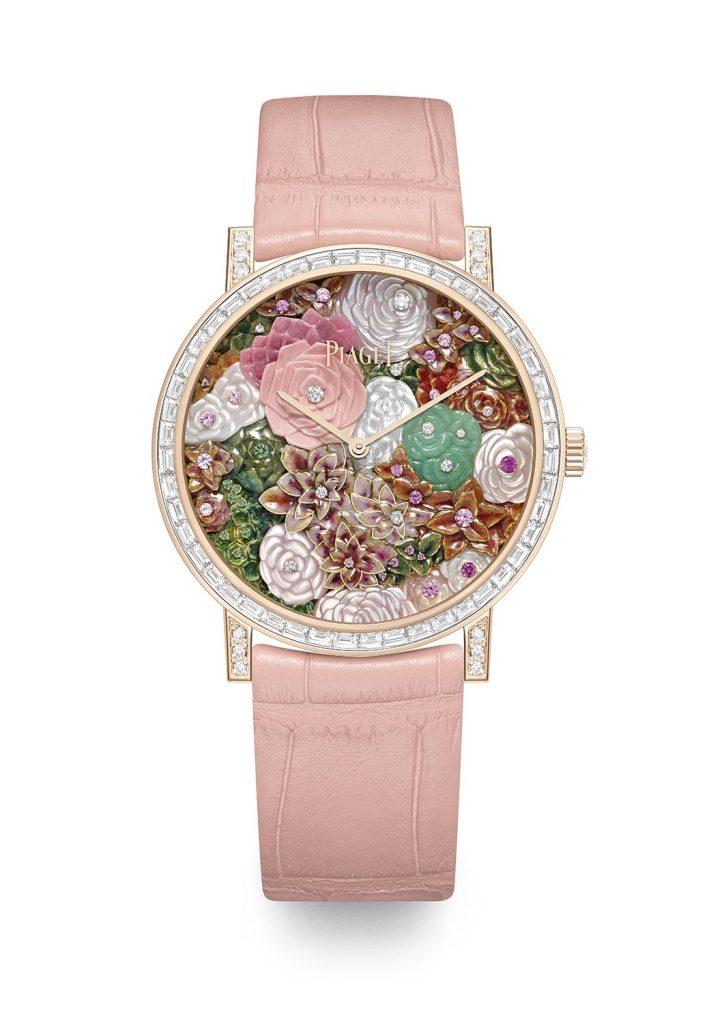Piaget Rose Altiplano – Rose Bouquet Métiers d'Art Ref. G0A46217