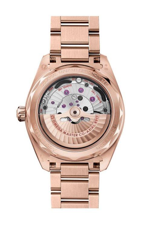 Aqua Terra 150m co-Axial Master Chronometer Small Seconds 41mm
