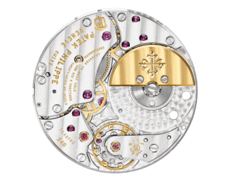 Ref. 5738/51G-001 Golden Ellipse Haut Artisanat