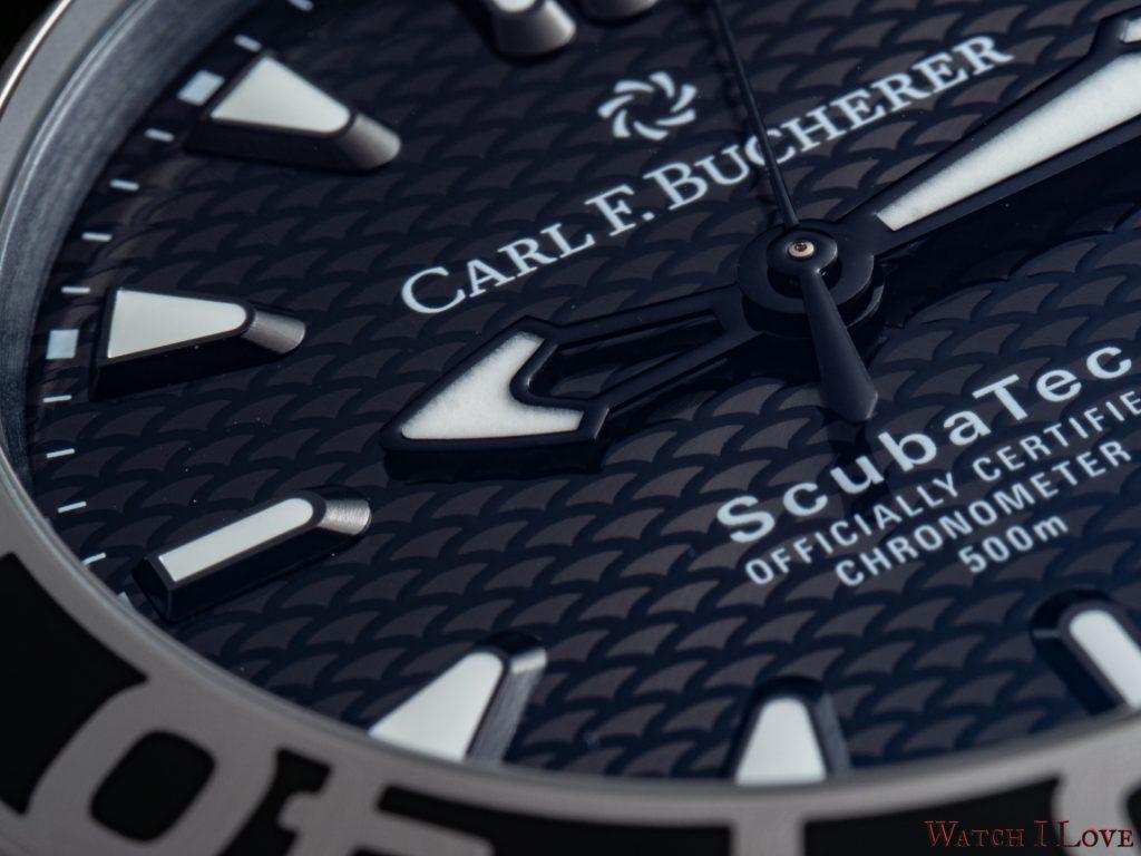 Carl F. Bucherer Patravi ScubaTec Black