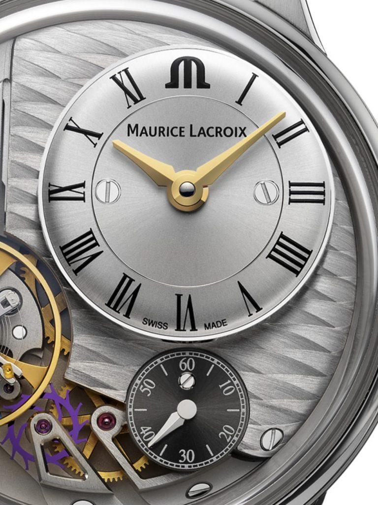 Maurice Lacroix Masterpiece Gravity