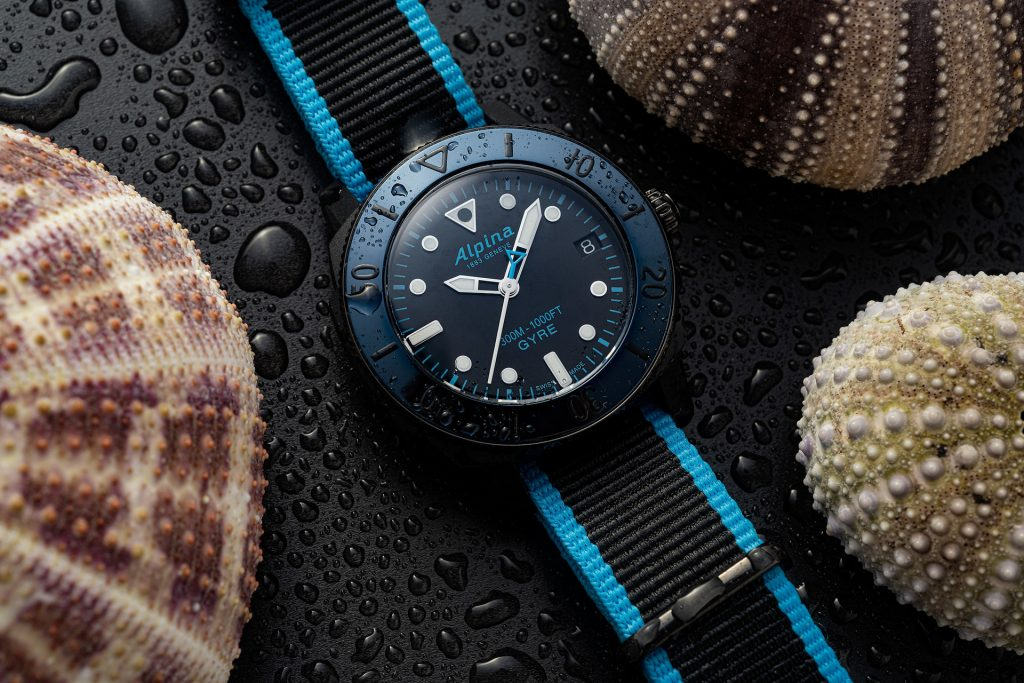 Seastrong Diver Gyre Automatic