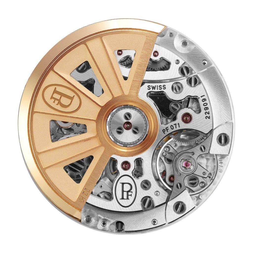 Tondagraph GT Rose Gold Silver Black