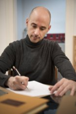 Santiago Martinez creative director and co-founder