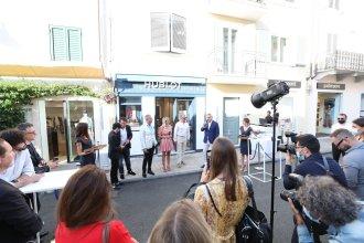Opening of the Hublot Forte Dei Marmi Boutique