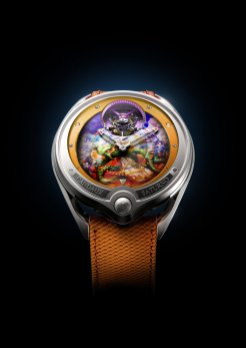 DC7 Genesis Piece Unique by D.Candaux & Saturno for Only Watch