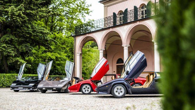 The legacy of the Lamborghini Countach
