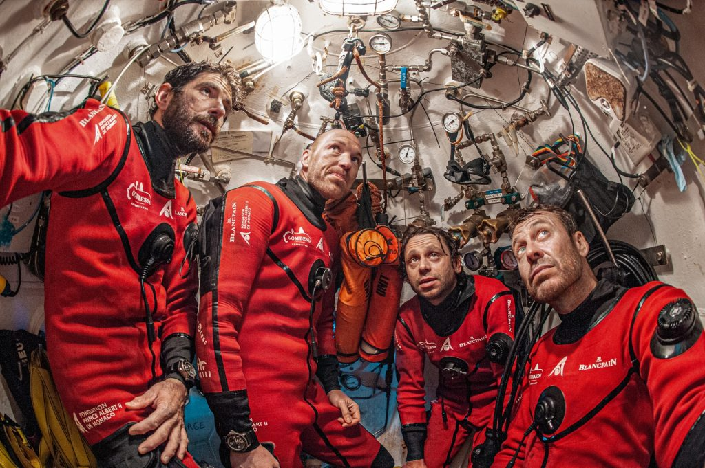 """""""Mission Cap Corse"""": the sixth Gombessa expedition supported by Blancpain"""