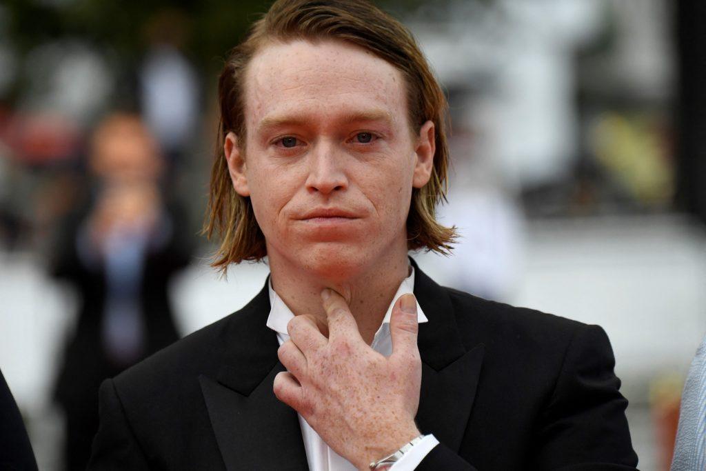 Caleb Landry Jones wears Girard-Perregaux to Cannes Film Festival