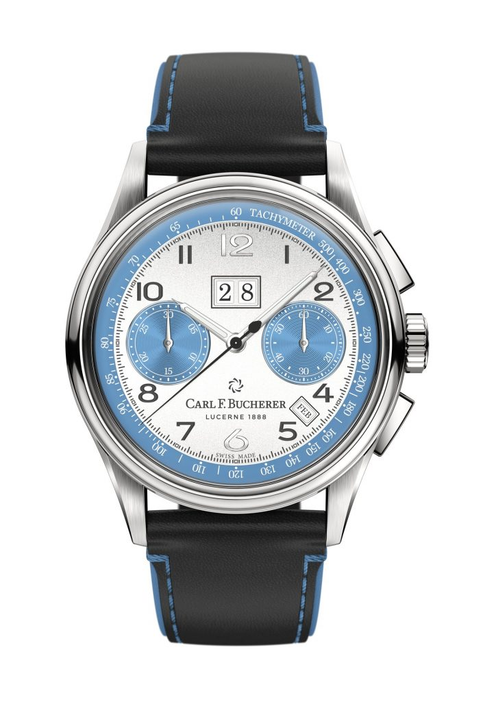 Carl F. Bucherer Heritage BiCompax Annual ONLY WATCH Edition