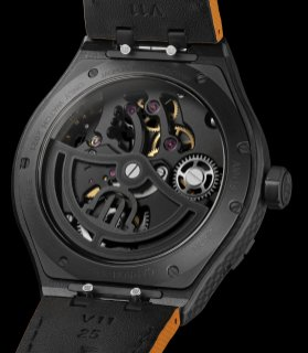 AIKON Master Grand Date Only Watch_Backcase