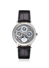Perpetual calendar wristwatch, Ref. Inv. 12122 - 1994
