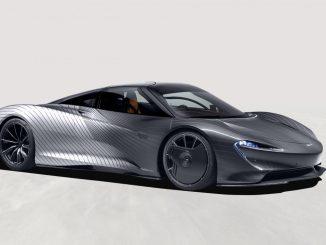 McLaren Albert