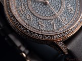 Vacheron Constantin Égérie self-winding diamond-pavé