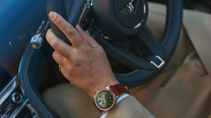 Breitling and Bentley